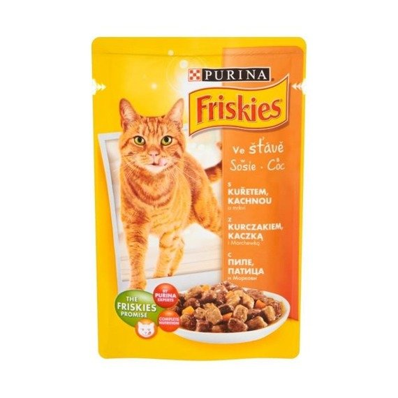 Popcorn Flavoured Cat Food