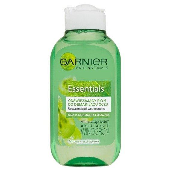 Garnier Essentials Refreshing Liquid Eye Makeup Remover 125ml - Online Shop Internet Supermarket