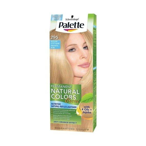 Palette permanent natural colors paint pastel hair clean for Natural paint color palette