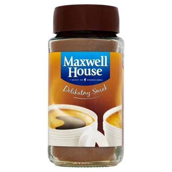 Maxwell House Sproszkowana Kawa Rozpuszczalna 100g Sklep Internetowy Supermarket
