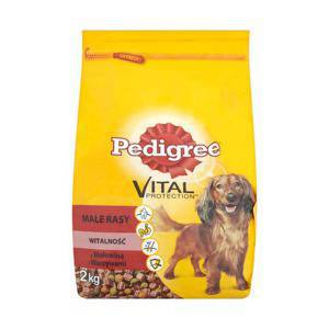 pedigree vital protection with poultry and vegetables small breed vitality complete food 2kg. Black Bedroom Furniture Sets. Home Design Ideas