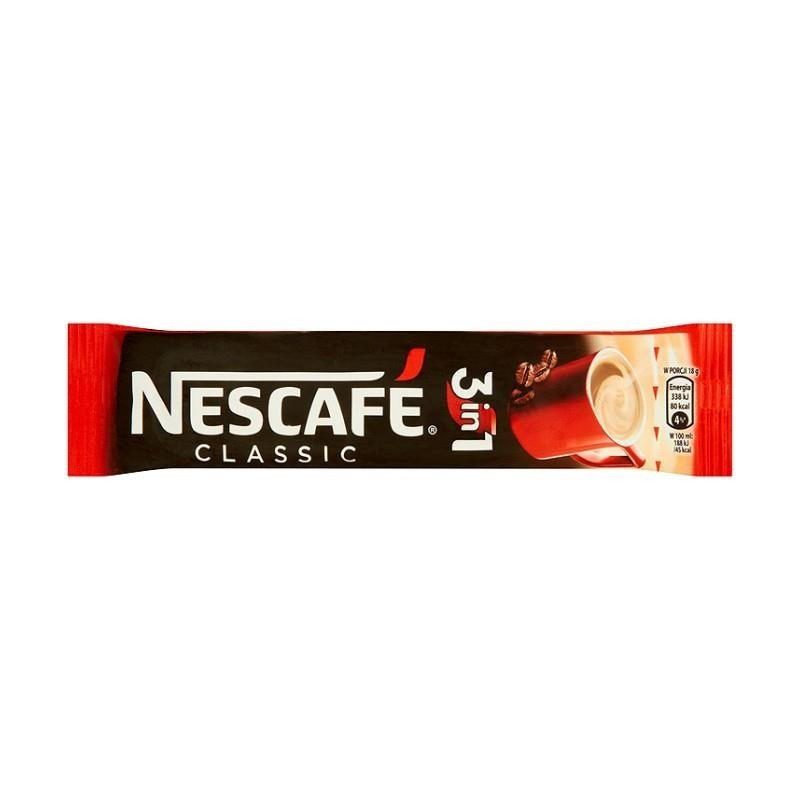 Nescaf 233 3in1 Classic Soluble Coffee Beverage 18g Online