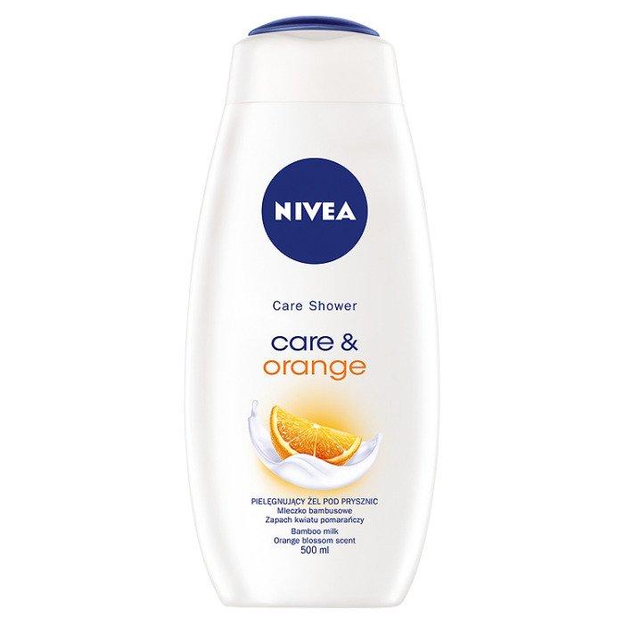 Nivea Nivea Care Amp Orange Caring Shower Gel 500ml Online