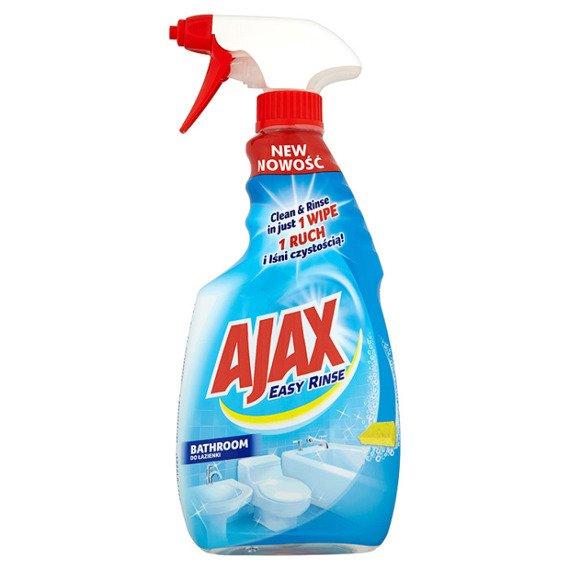 Ajax Easy Rinse Bathroom Cleaner 500ml Online Shop