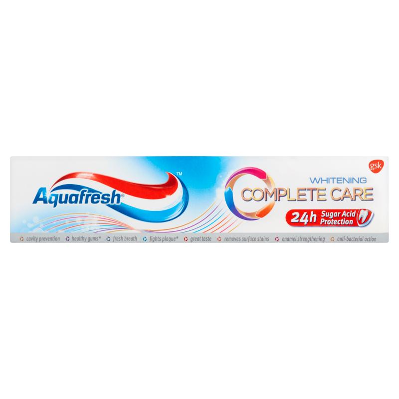 Aquafresh Complete Care Whitening Toothpaste 100ml ...