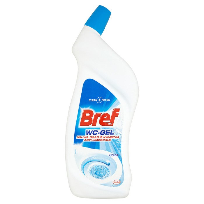 bref wc gel ocean toilet cleaner 750ml online shop internet