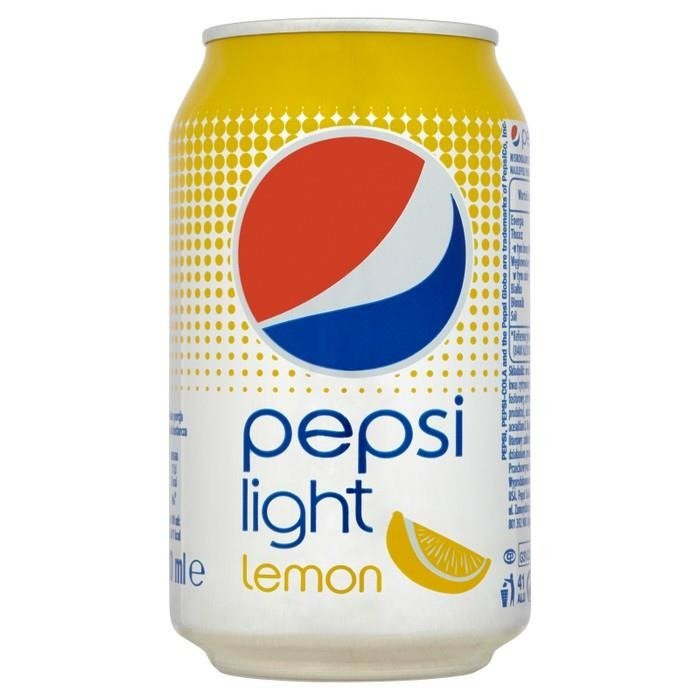 Diet Pepsi Lemon Soda Drink 330ml Online Shop Internet Supermarket