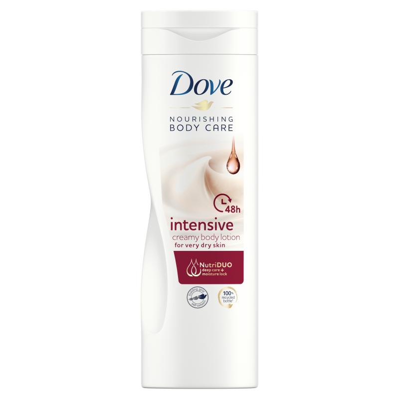 Dove Intensive Body Lotion 400ml Online Shop Internet Supermarket