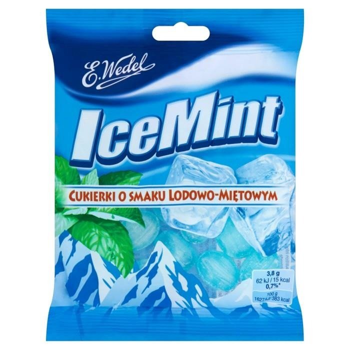 e wedel ice mint candy flavored ice mint 90g online shop internet