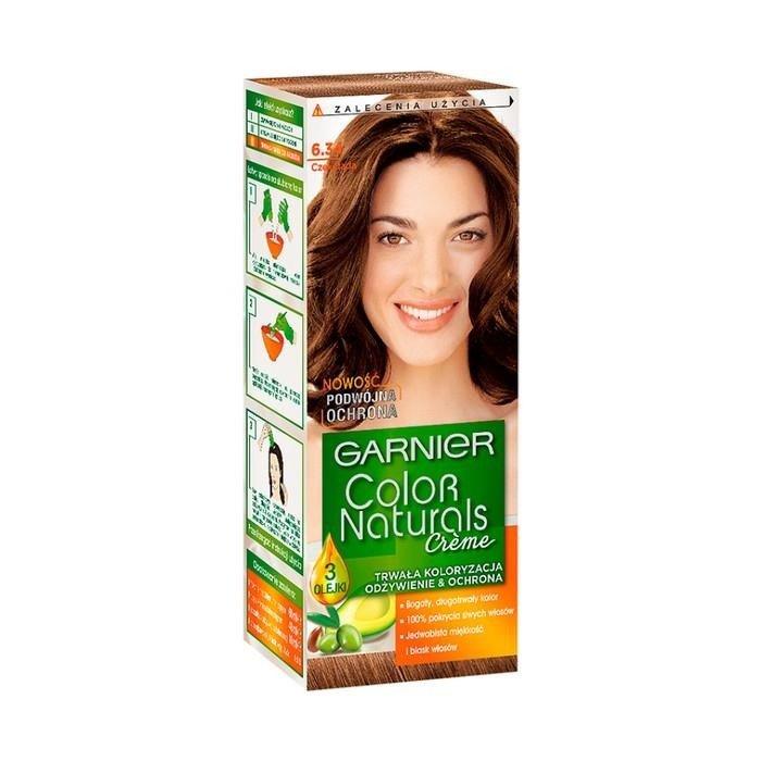 Garnier Crme Color Naturals Hair Dye 634 Chocolate Online Shop