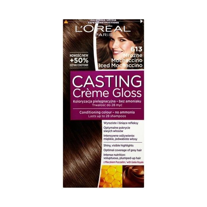 Loral Paris Casting Crme Gloss Hair Dye 613 Frost Mochaccino