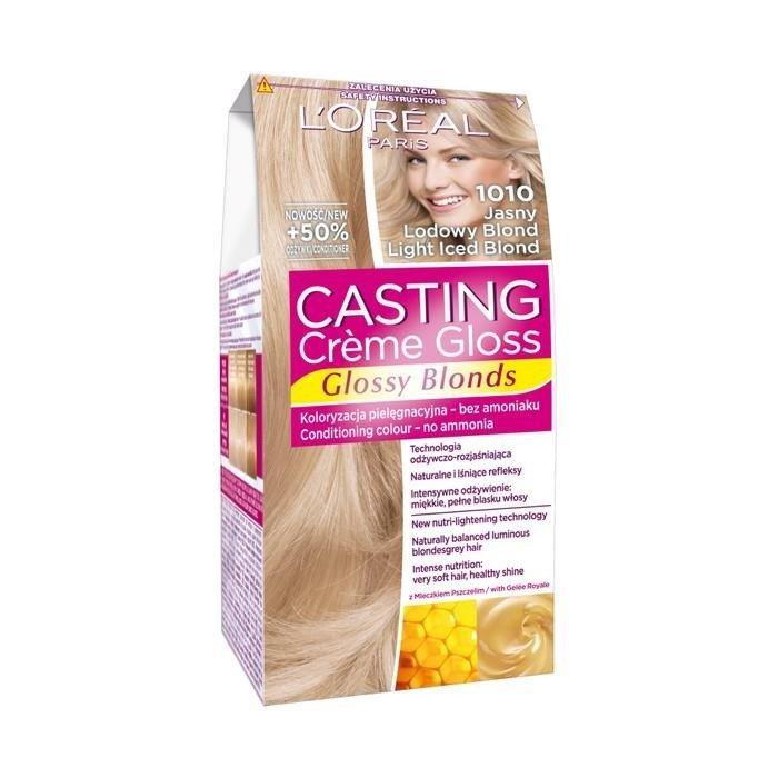 loreal paris casting creme gloss 1010