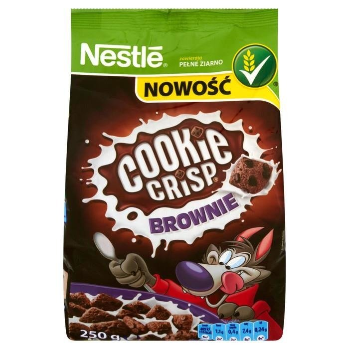 3 Ingredient Peanut Butter Cookies as well 5 Iconic Advertising Characters From The Past likewise Review Foodfight as well Watch in addition The Fifth Label Low Stress. on cookie crisp dog