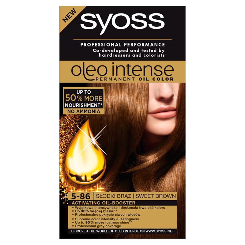 Syoss oleo intense review