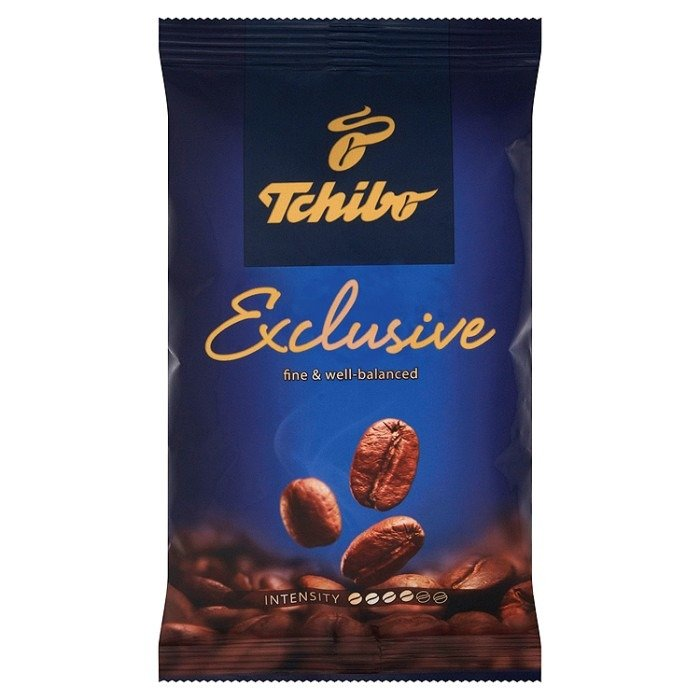 tchibo exclusive roasted coffee beans 100g online shop. Black Bedroom Furniture Sets. Home Design Ideas