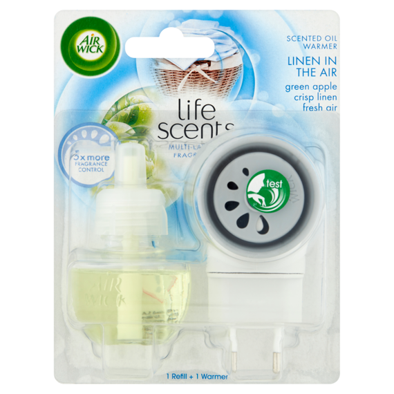 Air Wick Life Scents Electric plug & contribution to the freshness of a summer morning 19ml