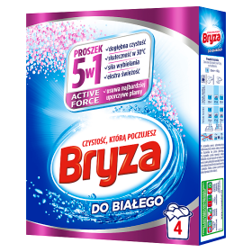 Bryza Vanish Ultra 2in1 white washing powder and stain remover 300g