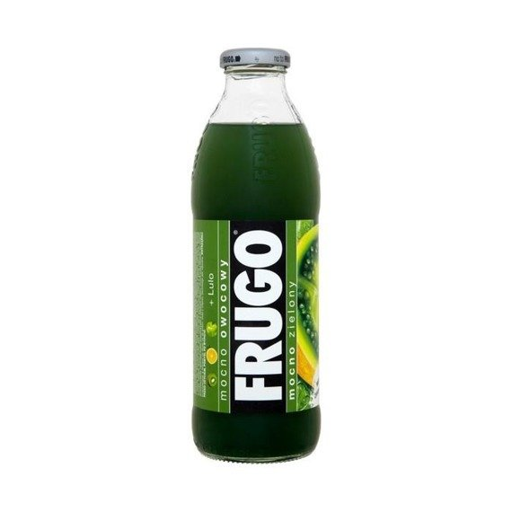 Frugo Green of several non-carbonated drink 750ml