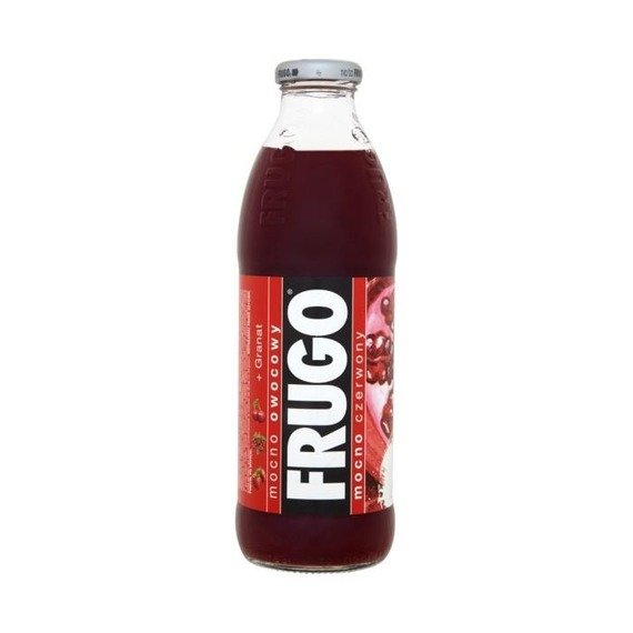 Frugo Red Drink of several non-carbonated 750ml