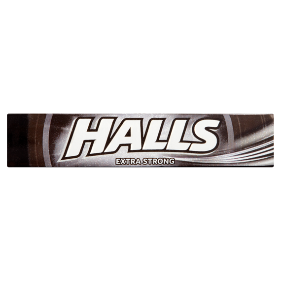 Halls Extra Strong Candy 33,5g