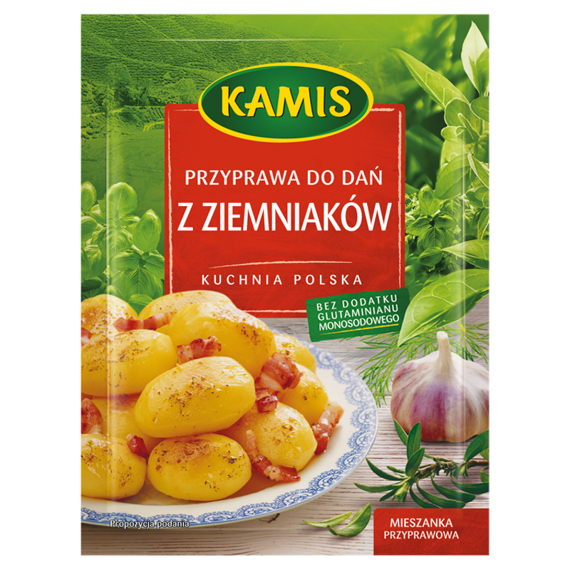 Kamis Polish Cuisine Spice To Dishes With Potatoes Spice Mixture 25g