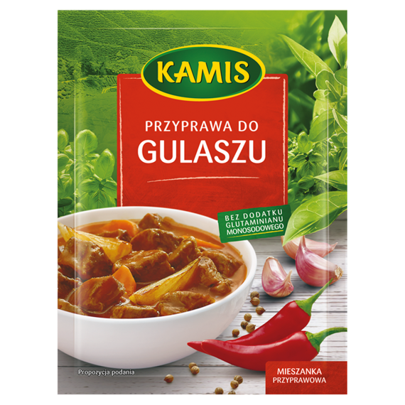 Kamis spice to the stew Spice mixture 25g