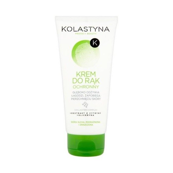 Kolastyna Creams protective skin dry and irritated destroyed 100ml
