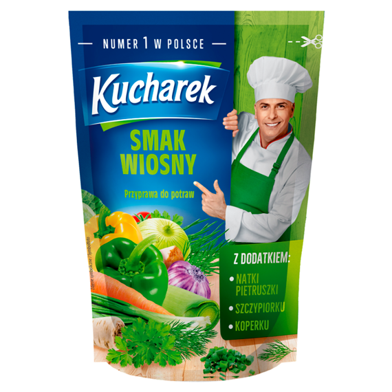 Kucharek Taste of Spring spice to dishes 175g