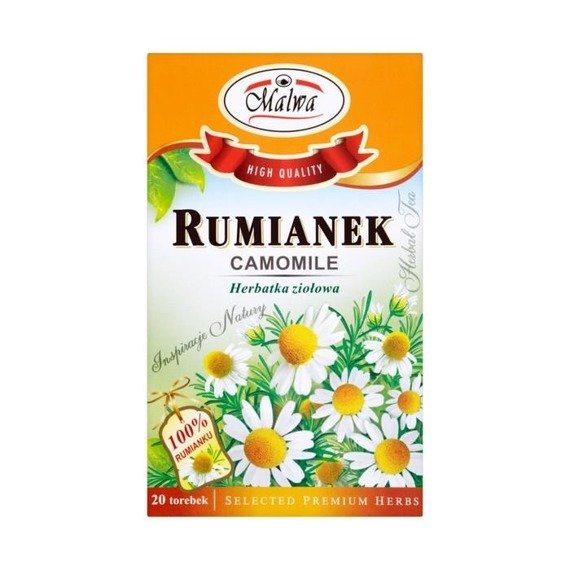 Malwa Chamomile Herbal tea 30 g (20 bags)