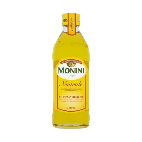 Monini Neutrale olive oil 500ml