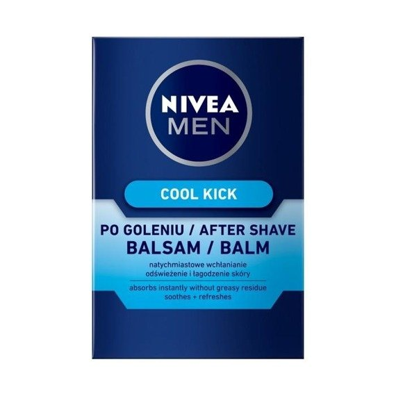 Nivea NIVEA MEN Cool Kick After Shave Balm 100ml