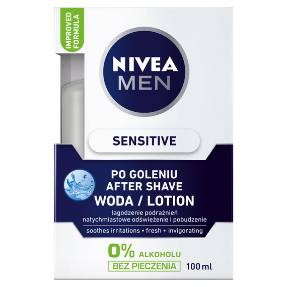 Nivea NIVEA MEN Sensitive After Shave 100ml
