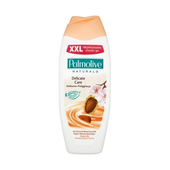 Palmolive Naturals Delicate Care Cream Shower Gel 500ml