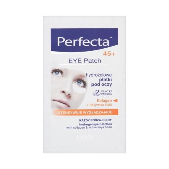 Perfecta Hydrogel Eye Patch 45+ petals eye intensely smoothing 2 pieces