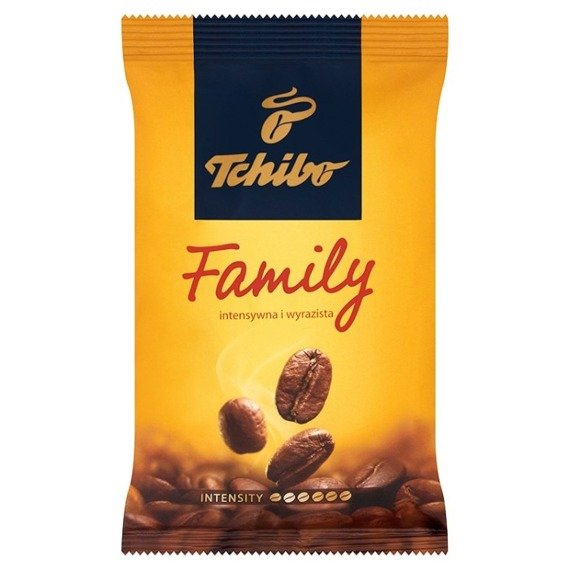 Tchibo Family Roasted coffee beans 100g