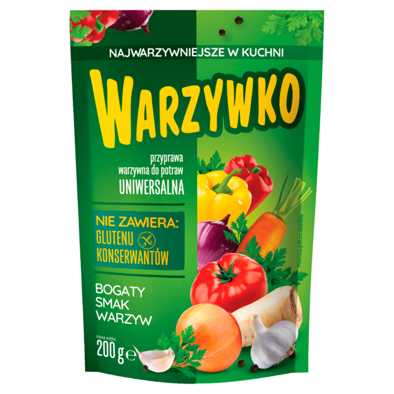 Warzywko  veggie seasoning vegetable dishes Universal 200g
