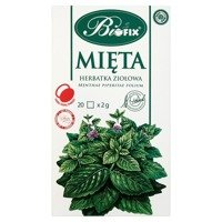 Bifix Peppermint Herbal tea 40 g (20 bags)