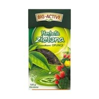 Big-Active green tea with pieces of pear 100g