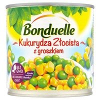 Bonduelle Gold corn and peas 340g