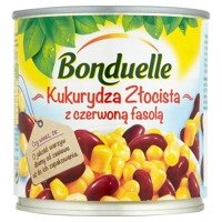 Bonduelle Maize Gold with red beans 340g