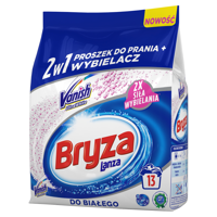 Bryza Vanish Ultra 2in1 white washing powder and stain remover 1kg