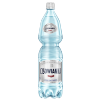 Cisowianka natural mineral water lightly carbonated 1.5l Low-Sodium