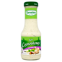 Develey Garlic Sauce for meats 200ml