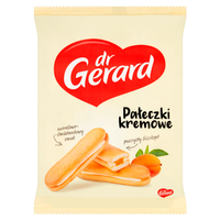 Dr Gerard Dr. Gerard Biscuits with filling flavored with apricot and cream flavored cream 200g