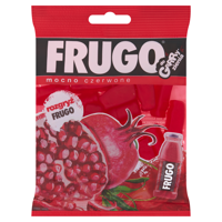 Frugo Red Fruit Jelly beans 100g
