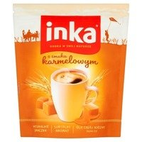 Inka drink based on the instant grain coffee-flavored caramel 200g
