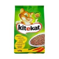 Kitekat with chicken and vegetables Complete food 1,8kg