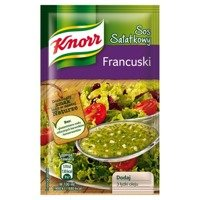 Knorr Salad dressing French 9g