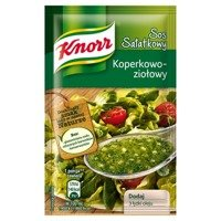 Knorr salad dressing dill herb 9g