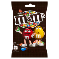 M&M's Chocolate Chocolate balls in colorful shell 90g